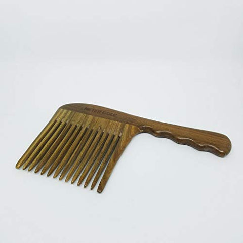Epic Ass Jumbo Wooden Comb - By: Neter Gold