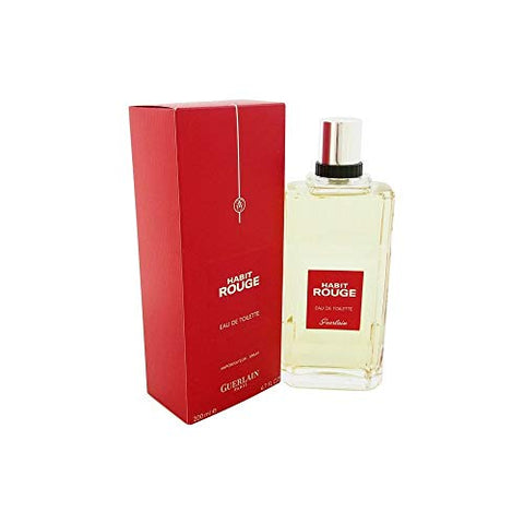 Guerlain Habit Rouge Guerlain 6.8 Edt Sp Fragrance:men 0