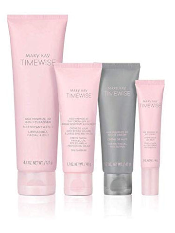 Mary Kay TimeWise Miracle Set 3D Combination To Oily