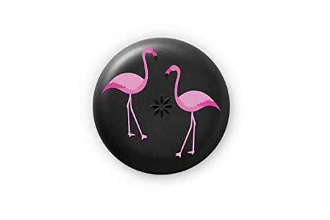 Invisalign Aligner and Retainer Case (Flamingoes)