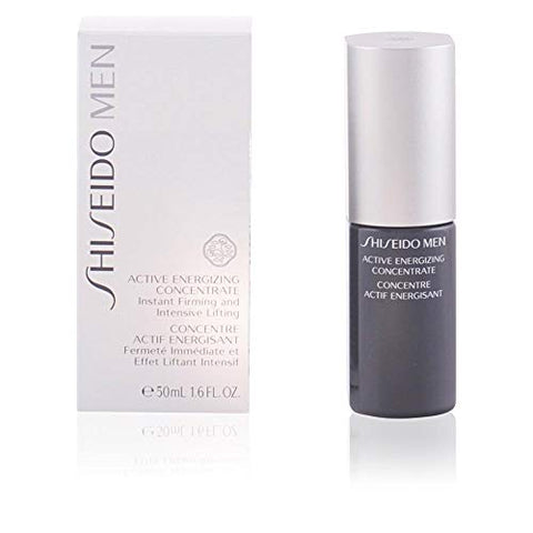 Shiseido Active Energizing Concentrate Instant Firming and Intensive Lifting Cream for Men, 1.6 Ounce