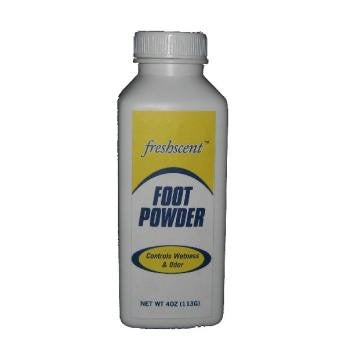 Freshscent 4 oz Foot Powder 48 pcs sku# 312975MA