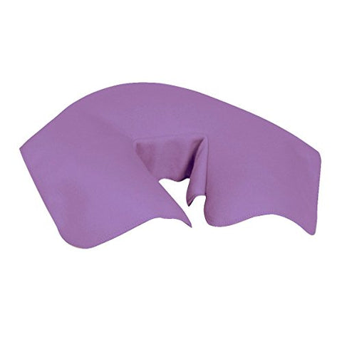 Angel Feathers W67928DL Face Covers, Drape Lavender