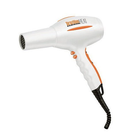 Brazilian Heat BBH3201 Brazilian Heat Ceramic Ionic  Hair Dryer, 1600 Watt