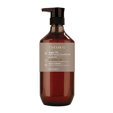 Theorie: Sage   Argan Oil   Reforming Conditioner   Rejuvenate & Moisturize   For All Hair Types   S