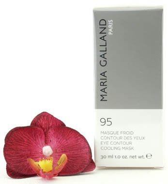Maria Galland Eye Contour Cooling Mask 95, 30ml/1.0oz