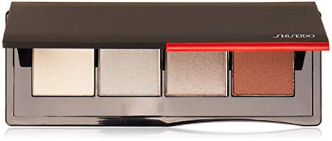Shiseido Essentialist Eye Palette - 02 Platinum Street Metals By for Unisex - 0.18 Oz Palette, 0.18 Oz