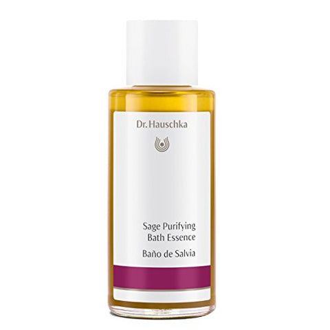 Dr. Hauschka Purifying Bath Essence, Sage, 3.4 Fl Oz