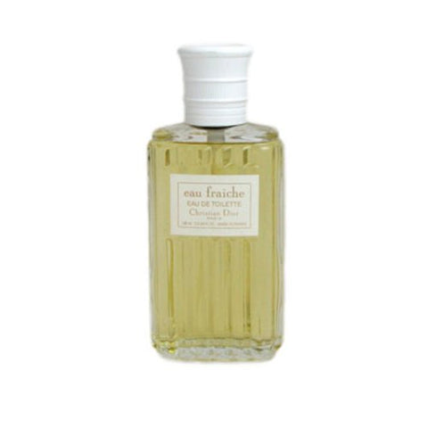 Christian Dior Eau Fraiche By Christian Dior For Women. Eau De Toilette Spray 3.4-Ounce Tester