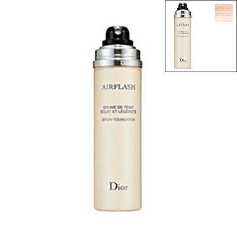 Christian Dior DiorSkin Airflash Spray Foundation 400 Honey Beige