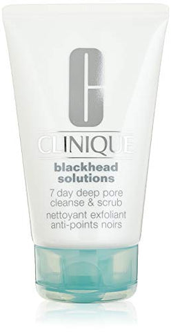 Blackhead Solutions by Clinique 7 Day Deep Pore Cleanser & Scrub / 4.2 fl.oz. 125ml