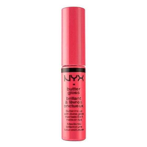 NYX Butter Gloss Lip Gloss BLG 1 Color# CUPCAKE BLG18
