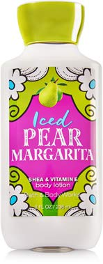 Bath and Body Works ICED PEAR MARGARITA - Gift Set Body Lotion - Fragrance Mist and Shower Gel - Full Size