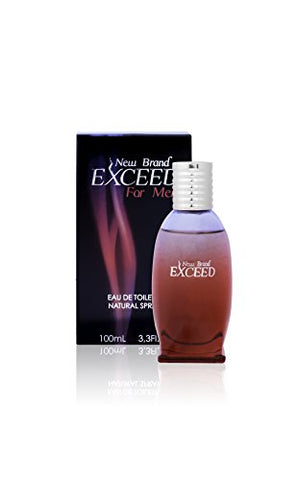 Exceed 3.3oz EDT Men Spray by New Brand