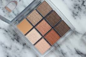 Backstage Eyeshadow Palette (Warm)