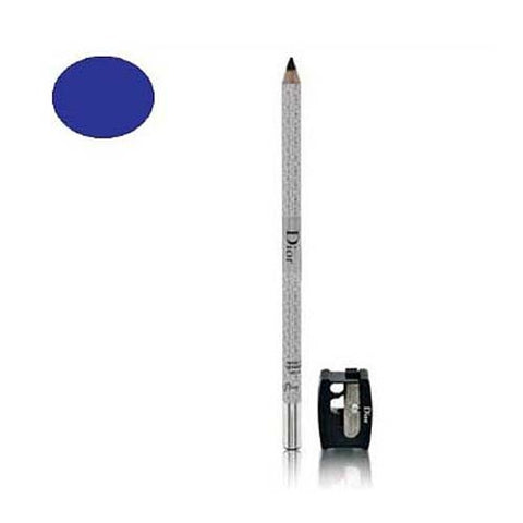 Christian Dior Long-Wear Waterproof Eyeliner Pencil 254 Captivating Blue, 0.04oz, 1.2g