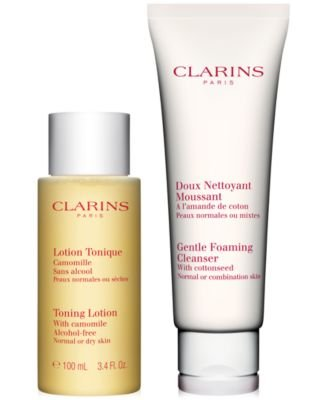 2-Pc. Cleansing Essentials Set - Normal Or Combination Skin
