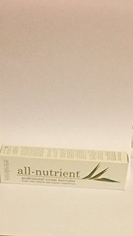 All-Nutrient Organics Professional Cream Color 10P Very Light Pearl Blonde 3.5oz