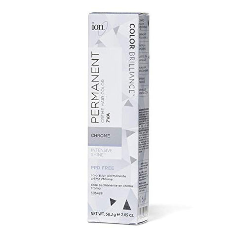 Ion Chrome Permanent Creme Hair Color Chrome