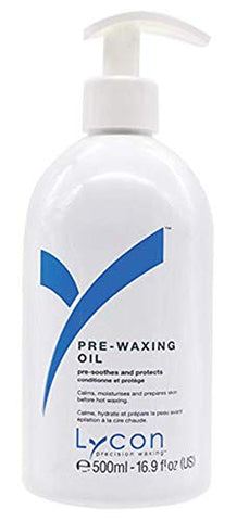 Lycon Wax ~ PRE-WAXING Oil 500mL / 17oz