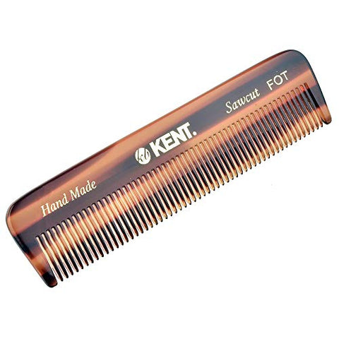 Kent Handmade Set Of Combs   81 T Beard And Mustache Comb And Fot Pocket Comb  Hand Polished Soft Rou
