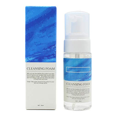Pretty Comy Eyelash Extension Cleanser Non-Irritating Lash Makeup Cleansing Foam Makeup Remover