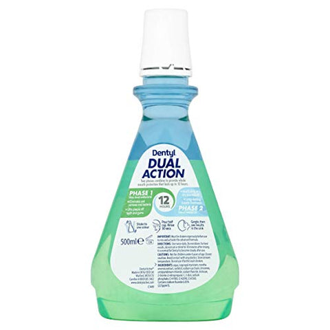 Dentyl Smooth Mint Mouthwash 500ml by Dentyl Ph