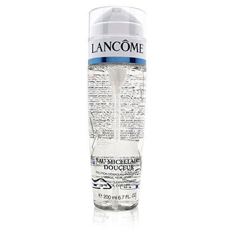 Lancome Eau Micellaire Douceur Express Cleansing Water For Face, Eyes And Lips 200ml/6.7oz