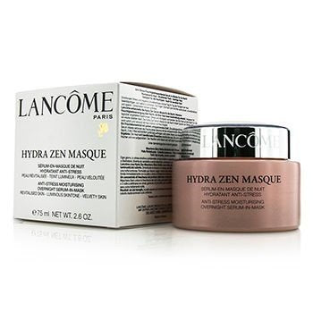 Hydra Zen Masque Anti-Stress Moisturising Overnight Serum-In-Mask 75ml/2.5oz by Lancome