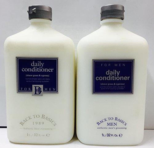 Back to Basics MEN Daily Conditioner Liter