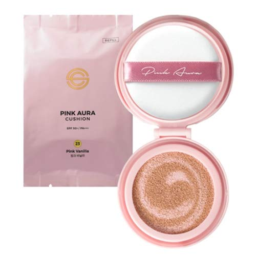 Dpc Aura Cushion, No.23, Pink, 15 Gram