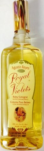 Agustin Reyes Royal Violets with Chamomile 7.6 Fl Oz