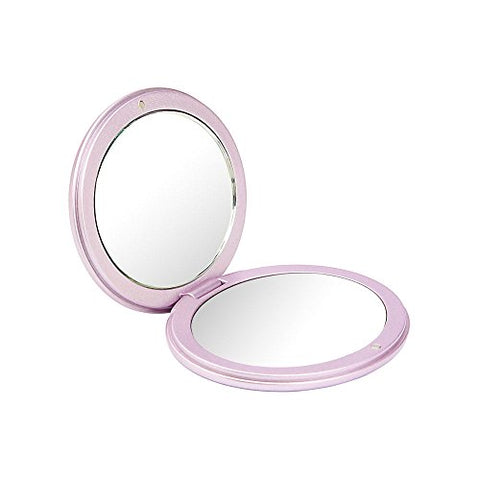 Danielle Pink Compact (Oval) Model No. D482