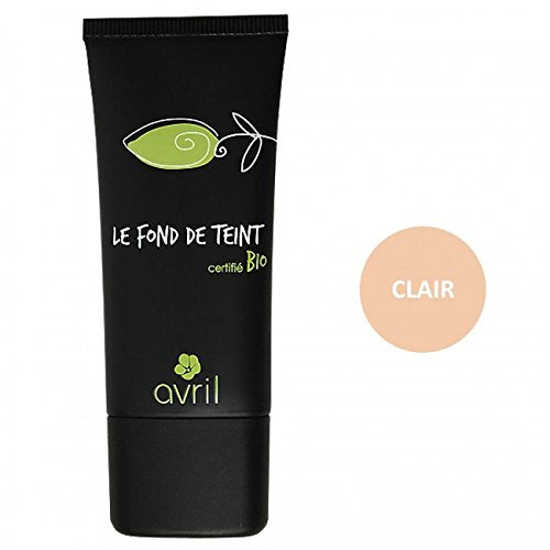 Avril Clair Foundations, 30 ml