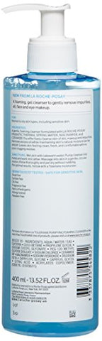 La Roche Posay Toleriane Face Wash Cleanser, Purifying Foaming Cleanser For Normal Oily & Sensitive