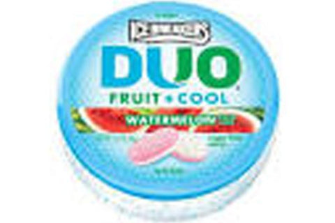 Ice Breaker Duo Watermelon Mint #72389 (Pack of 3)