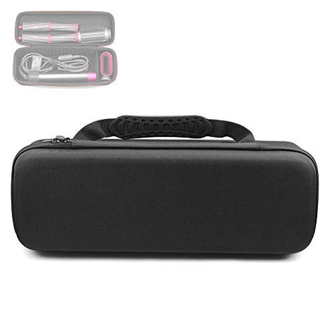 LAMASA Travel Case for Dyson Airwrap Styler Hair Curler Accessories Storage