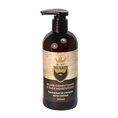 By My Beard Conditioner Face Moisturiser 300ml by BE MY BEARD