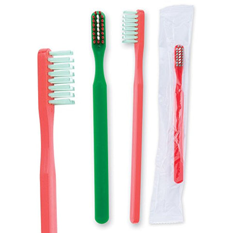 SmileCare Child Christmas Toothbrushes - 144 per Pack