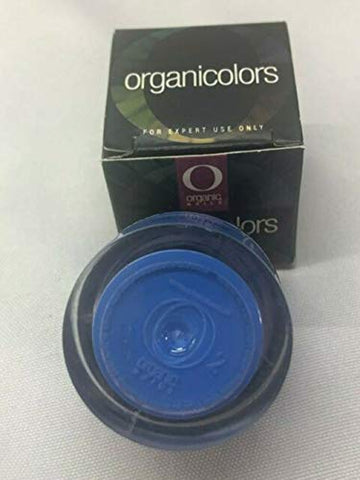 Acrylic Nail Powder - ORGANICOLORS (Blue)
