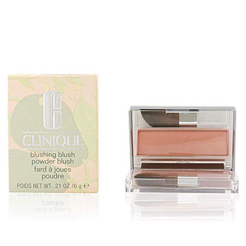 Blushing Blush Powder Blush - # 101 Aglow by Clinique for Women - 0.21 oz Blush