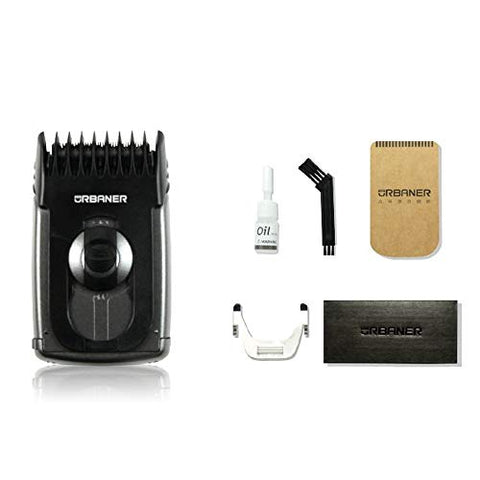 Urbaner Men's Body Hair Trimmer For Chest Hair / Legs / Armpits Trimming, Compact Travel Trimmer Wit