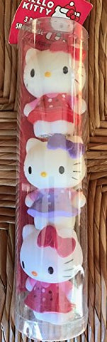 Hello Kitty Holiday 3 Pack Squeeze Shower Set