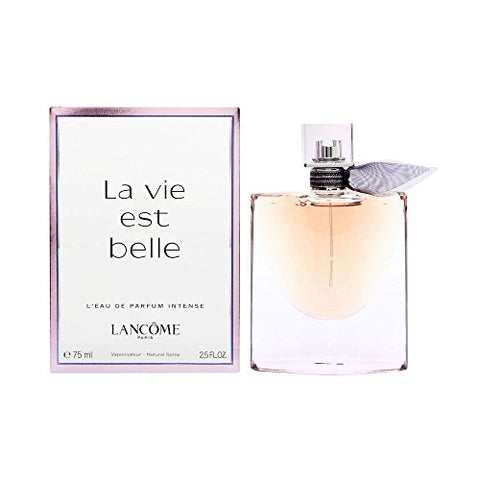 Lancome La Vie Est Belle L'eau De Parfum Intense Spray For Women, 2.5 Ounce