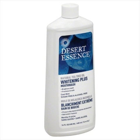 DESERT - Mouthwash T/T Whitening Mint 16 Fluid Oz - by DESERT