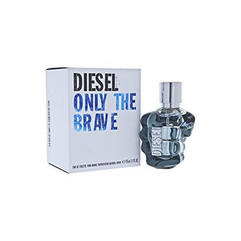ONLY THE BRAVE/DIESEL EDT SPRAY 1.0 OZ (M)
