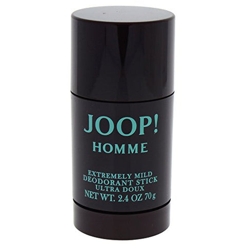 Joop! Men Extremely Mild Deodorant Stick, 2.4 Ounce