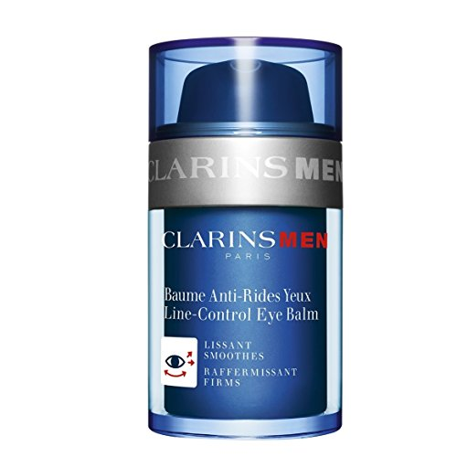 Clarins Men Line Control Eye Balm, 0.7 Ounce