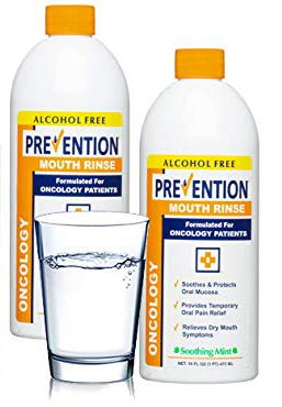 Prevention Oncology 2-Pack | Mouthwash for Cancer Patients