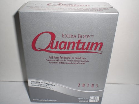 Quantum - Extra Body Acid Perm 6 Pack